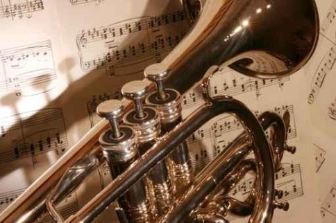 Fototapety MUZYKA instrumenty 6447-big