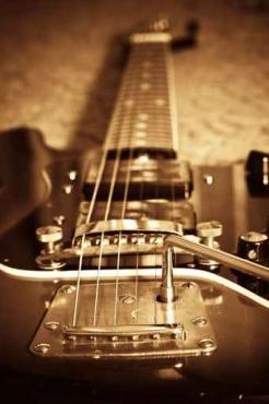 Fototapety MUZYKA instrumenty 6448
