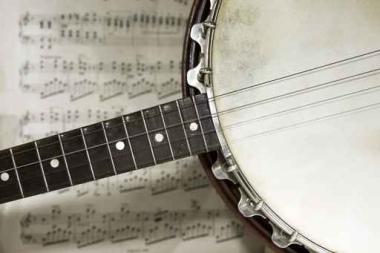 Fototapety MUZYKA instrumenty 6451