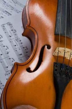 Fototapety MUZYKA instrumenty 6452