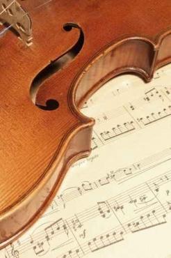 Fototapety MUZYKA instrumenty 6461