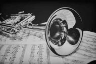 Fototapety MUZYKA instrumenty 6462 mini