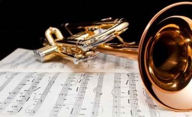 Fototapety MUZYKA instrumenty 6463