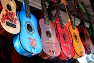 Fototapety MUZYKA instrumenty 6466