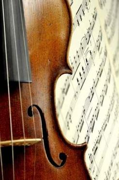 Fototapety MUZYKA instrumenty 6472