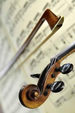 Fototapety MUZYKA instrumenty 6476