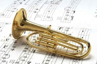 Fototapety MUZYKA instrumenty 6480