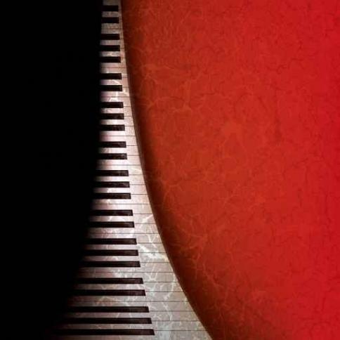 Fototapety MUZYKA instrumenty 6482-big
