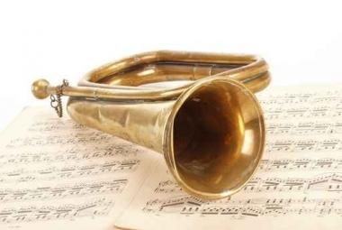 Fototapety MUZYKA instrumenty 6486