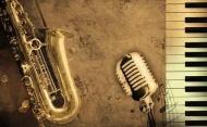 Fototapety MUZYKA instrumenty 6489 mini