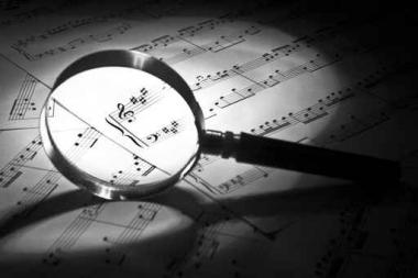 Fototapety MUZYKA instrumenty 6490