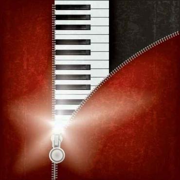 Fototapety MUZYKA instrumenty 6491