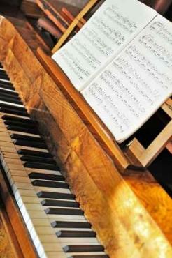 Fototapety MUZYKA instrumenty 6492