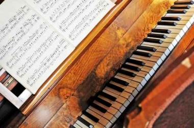 Fototapety MUZYKA instrumenty 6493