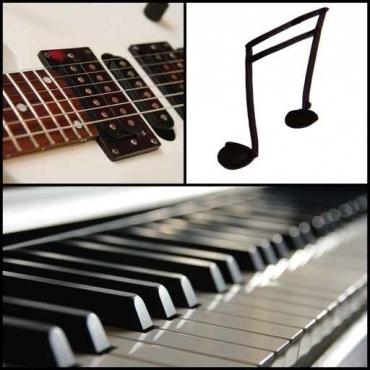 Fototapety MUZYKA instrumenty 6497