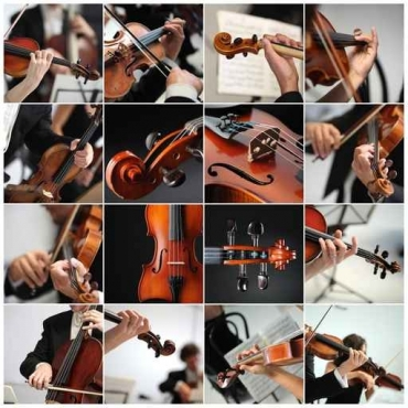 Fototapety MUZYKA instrumenty 6498
