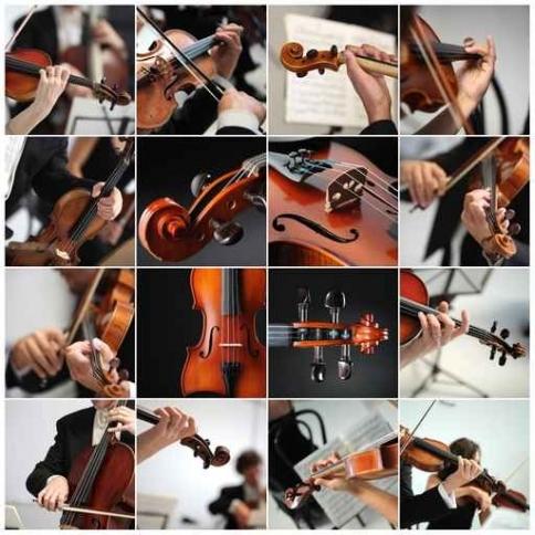 Fototapety MUZYKA instrumenty 6498-big