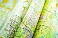 Fototapety KOSMOS mapy 7747 mini