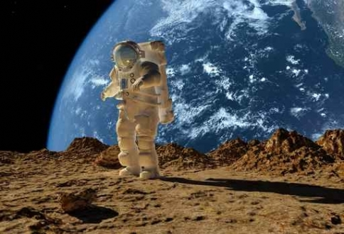 Fototapety KOSMOS planety 7758-big
