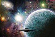 Fototapety KOSMOS planety 7763 mini
