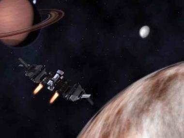 Fototapety KOSMOS planety 7764