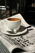 Fototapety DO KUCHNI herbata i kawa time 786 mini
