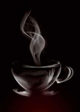 Fototapety DO KUCHNI herbata i kawa time 796