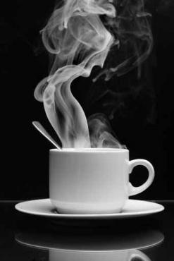 Fototapety DO KUCHNI herbata i kawa time 800