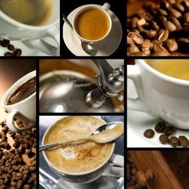 Fototapety DO KUCHNI herbata i kawa time 801