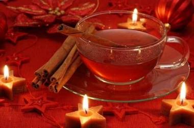 Fototapety DO KUCHNI herbata i kawa time 802