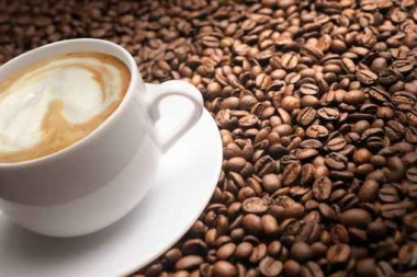 Fototapety DO KUCHNI herbata i kawa time 804