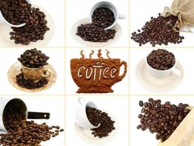 Fototapety DO KUCHNI herbata i kawa time 809