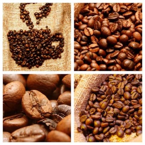 Fototapety DO KUCHNI herbata i kawa time 810-big