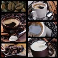 Fototapety DO KUCHNI herbata i kawa time 820 mini