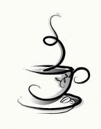 Fototapety DO KUCHNI herbata i kawa time 823 mini