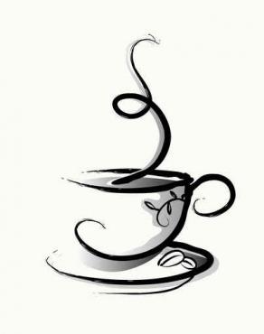 Fototapety DO KUCHNI herbata i kawa time 823