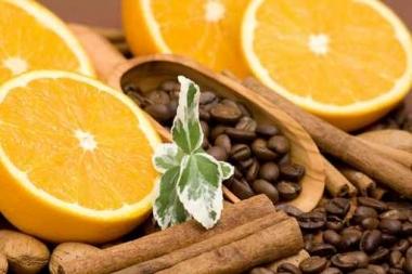Fototapety DO KUCHNI herbata i kawa time 828