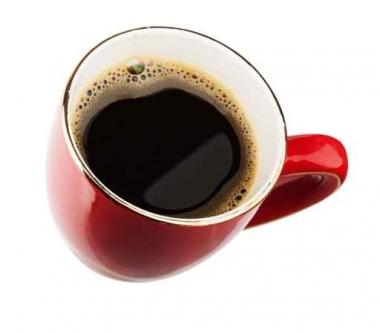 Fototapety DO KUCHNI herbata i kawa time 845