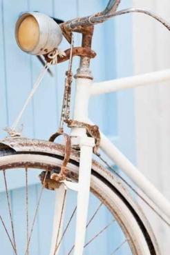 Fototapety ULICZKI rowery 8517
