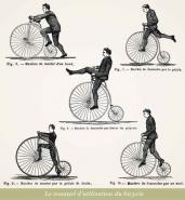 Fototapety ULICZKI rowery 8518 mini
