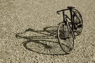 Fototapety ULICZKI rowery 8520