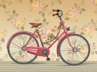 Fototapety ULICZKI rowery 8523 mini