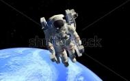 Fototapety KOSMOS planety 8571 mini