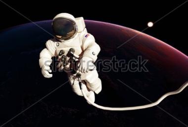 Fototapety KOSMOS planety 8573