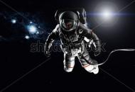 Fototapety KOSMOS planety 8574 mini