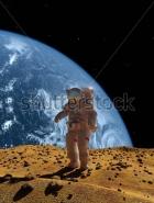 Fototapety KOSMOS planety 8575 mini