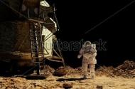 Fototapety KOSMOS planety 8576 mini