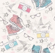 Fototapety HIPSTERS hipsters 8622 mini