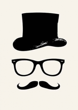 Fototapety HIPSTERS hipsters 8625