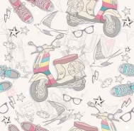 Fototapety HIPSTERS hipsters 8631 mini